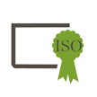 deliconstruct delico iso 9001 certified icoon
